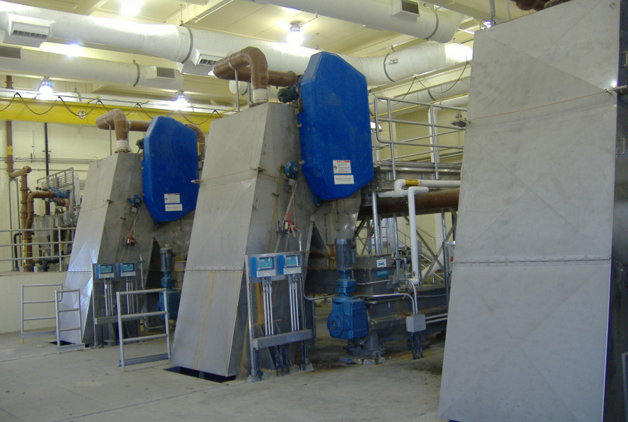 Multiple Aqua Guard® Units Shown
