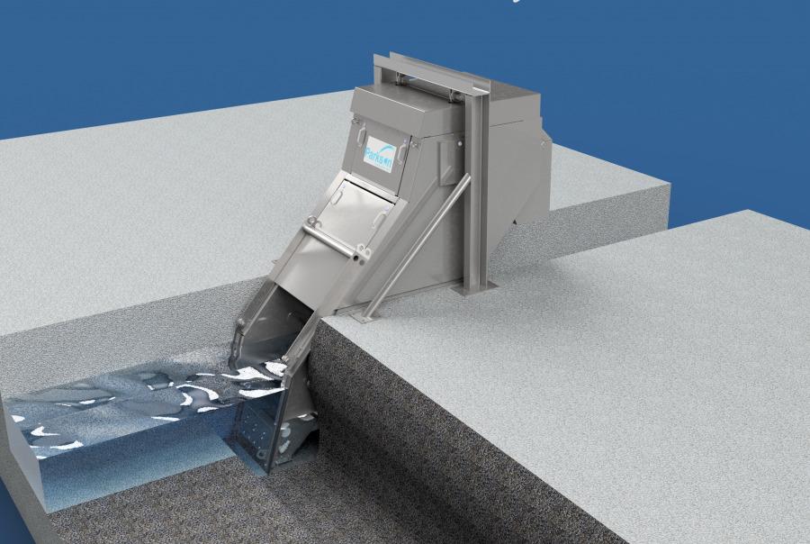 Aqua Rhino® In-Channel Escalating Screenc