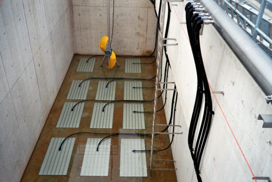 HiOx® Messner® fine bubble diffuser system